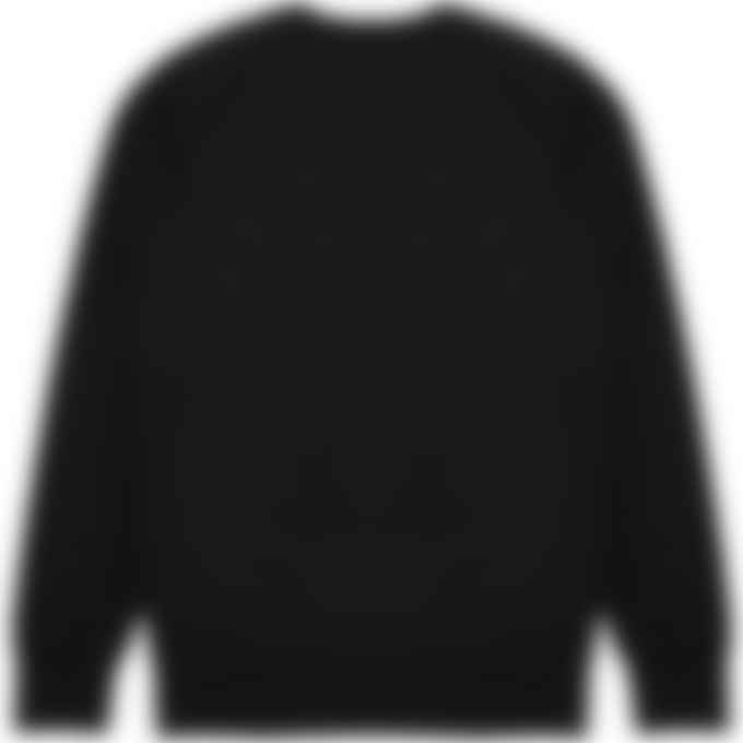 Maison Kitsuné - Palais Royal Classic Pullover Sweater - Black