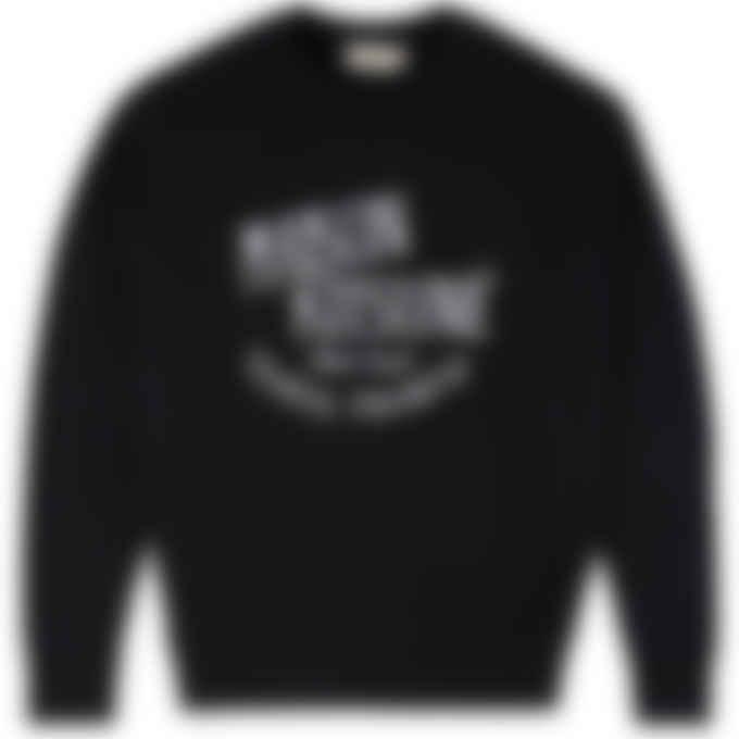 Maison Kitsuné - Palais Royal Pullover Sweater - Black