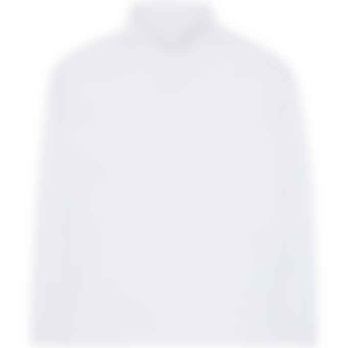 1017 ALYX 9SM - Visual Roll Neck Long Sleeve T-Shirt - White