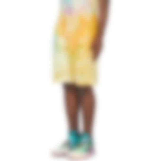 adidas Originals x Pharrell Williams - Pharrell Williams Basketball Shorts - Multicolor