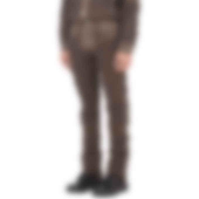 1017 ALYX 9SM - Blackmeans 6 Pocket Jeans - Brown