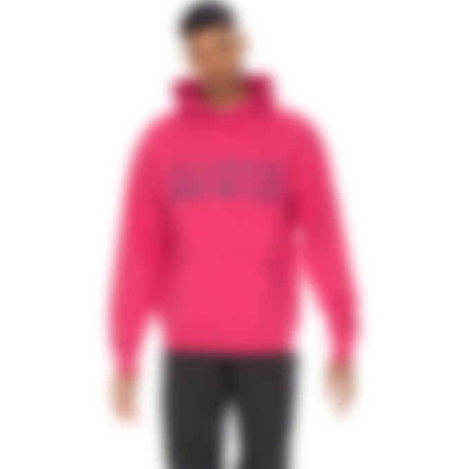 Billionaire Boys Club - EU Logo Pullover Hoodie - Pink