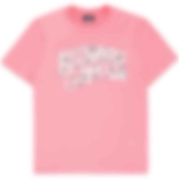 Billionaire Boys Club - Arch Logo T-Shirt - Pink