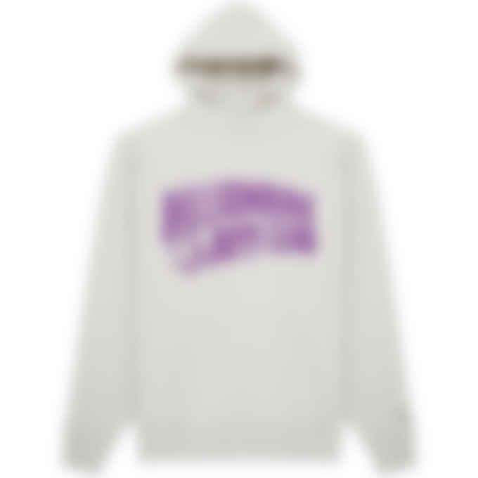 Billionaire Boys Club - Arch Logo Pullover Hoodie - White Marl