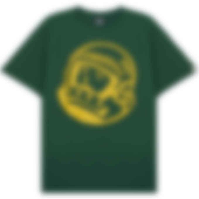Billionaire Boys Club - Large Astro Logo T-Shirt - Green