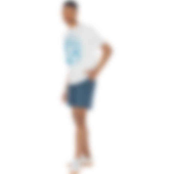Billionaire Boys Club - Large Astro Logo T-Shirt - White