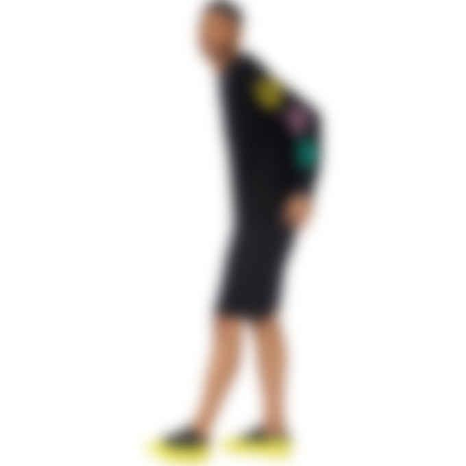 Billionaire Boys Club - Repeat Astro Long Sleeve T-Shirt - Black