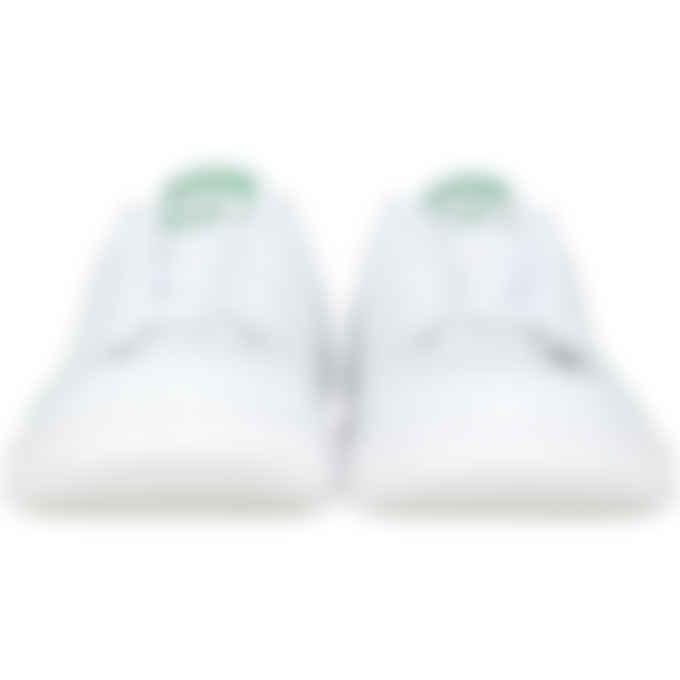 adidas Originals - Stan Smith - Cloud White/Cloud White/Green