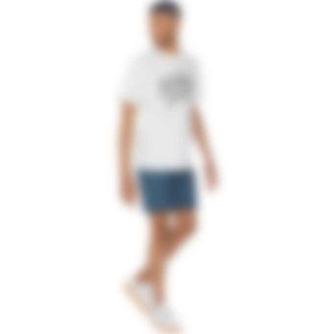 Billionaire Boys Club - Geometric Fill Arch Logo T-Shirt - White