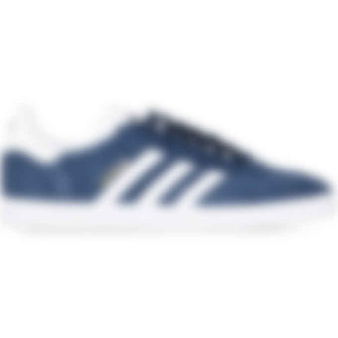 adidas Originals - Gazelle - Collegiate Navy/White/Gold Metallic