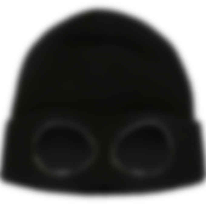 influenceu - Goggle Ski Beanie - Black