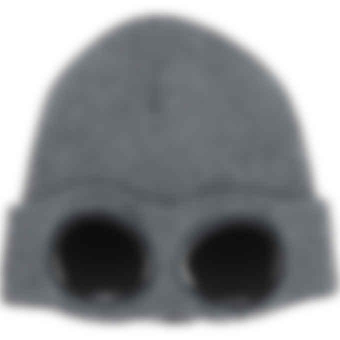 influenceu - Goggle Ski Beanie - Charcoal Grey