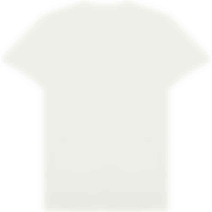 Maison Kitsuné - Double Fox Head Patch Classic T-Shirt - Latte