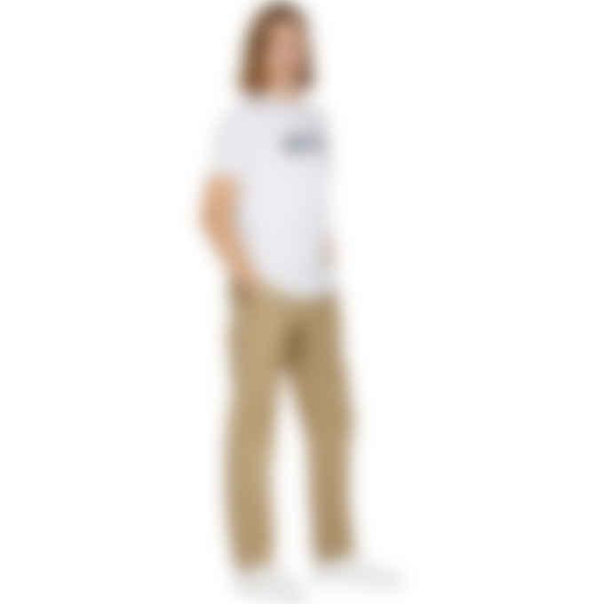 A.P.C. - White VPC T-Shirt - Dark Navy Blue