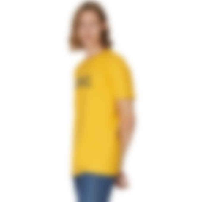 A.P.C. - VPC T-Shirt - Saffron Yellow