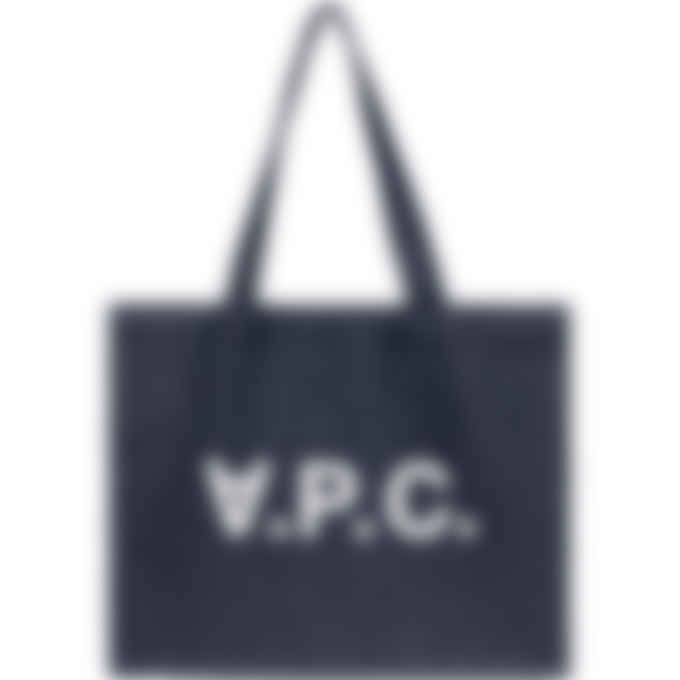 A.P.C. - Daniela Shopping Bag - Indigo
