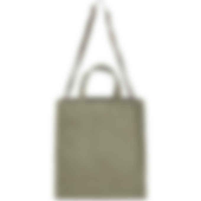 A.P.C. - Recuperation Shopping Bag - Khaki