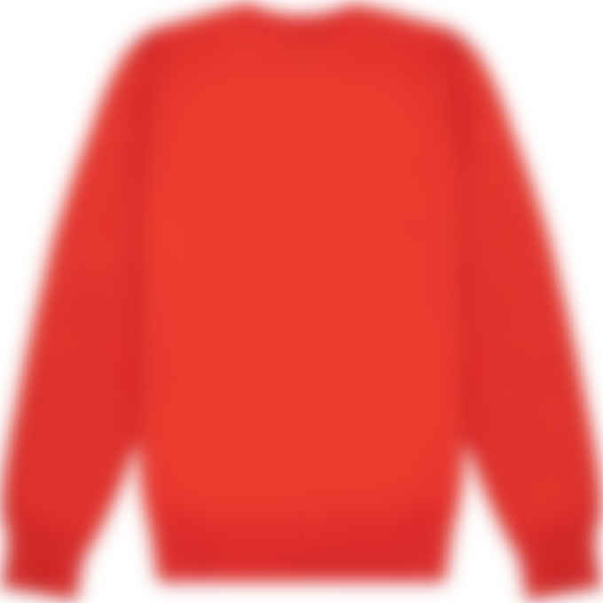 A.P.C. - Otis Knit Pullover Sweater - Red