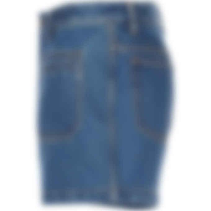 A.P.C. - Roma Shorts - Blue