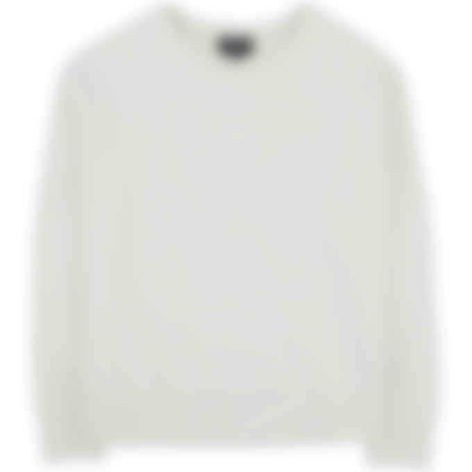 A.P.C. - Annie Pullover Sweater - Light Grey