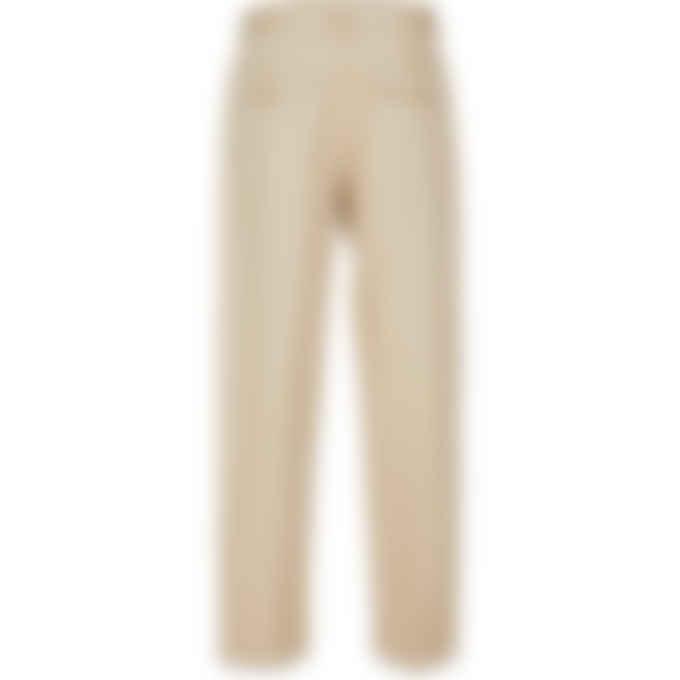 Maison Kitsuné - 18cm Carrot Pants - Beige
