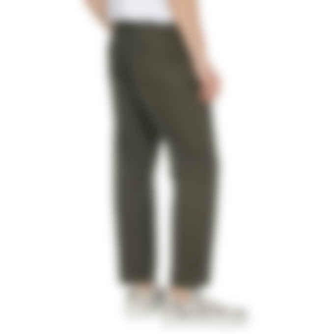 Maison Kitsuné - 18cm Carrot Pants - Khaki