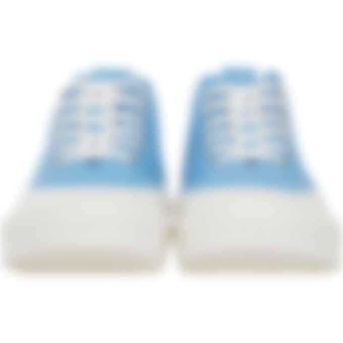 Maison Kitsuné - Acide Patch High Top - Light Blue