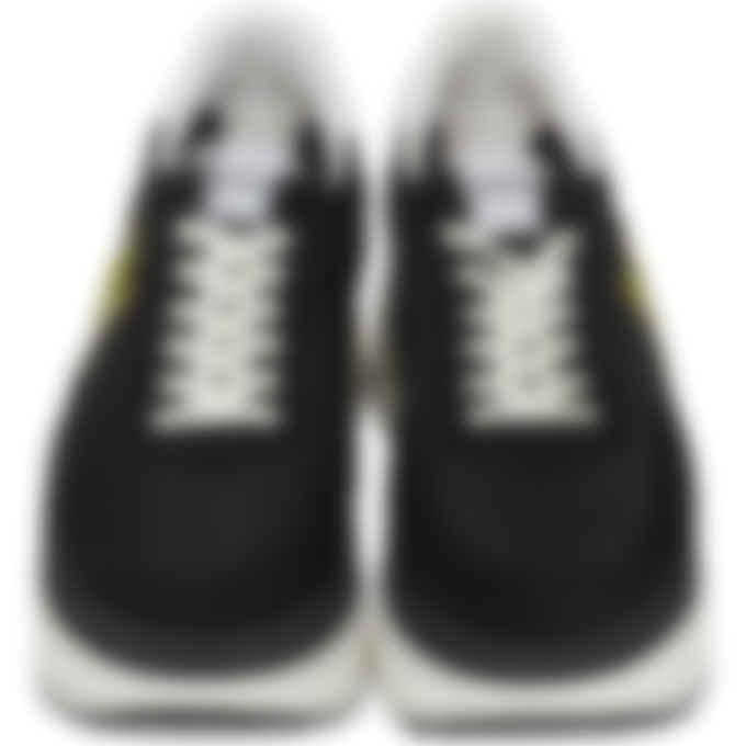 Kenzo - Move Platform Sneakers - Black
