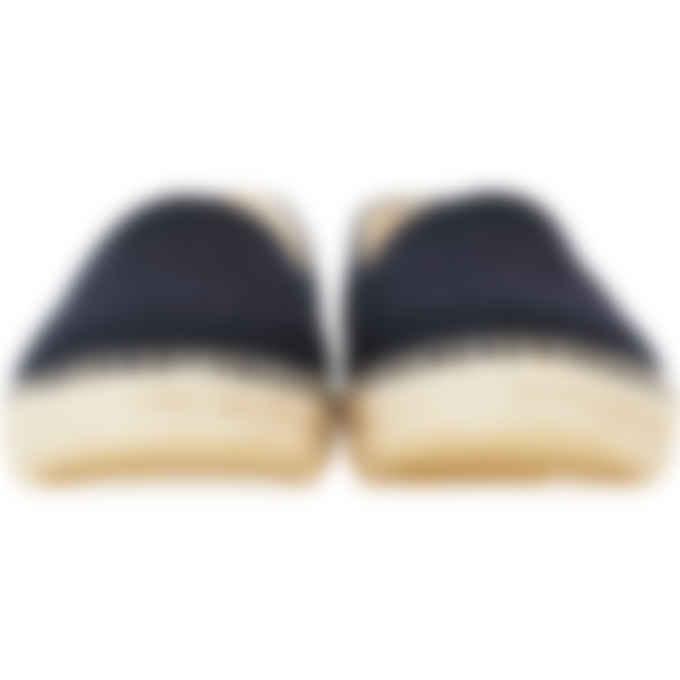 Kenzo - Canvas Tiger Espadrilles - Navy Blue