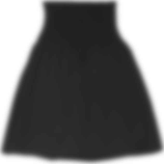 Kenzo - Kenzo Sport High Waist Flared Skirt - Black