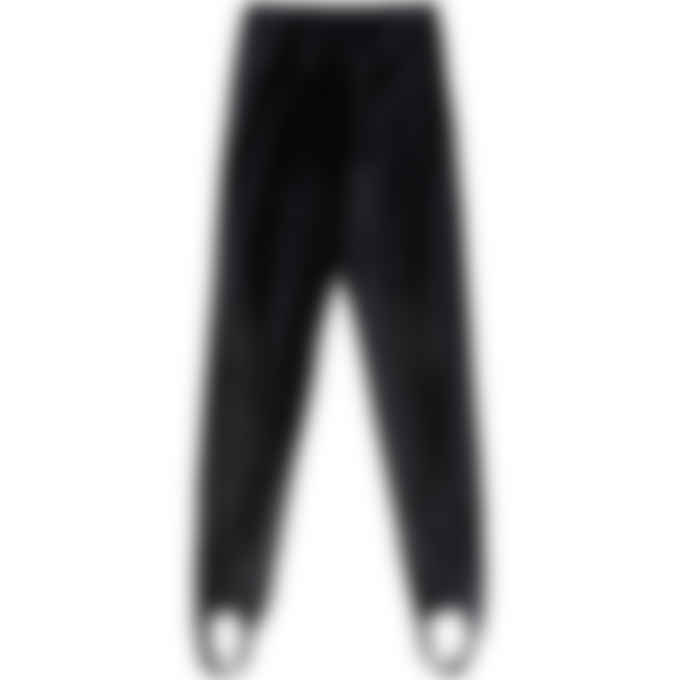 Kenzo - Velour Stirrup Leggings - Black