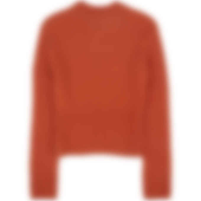 Kenzo - Recycled Cashmere Pullover Sweater - Vermillion