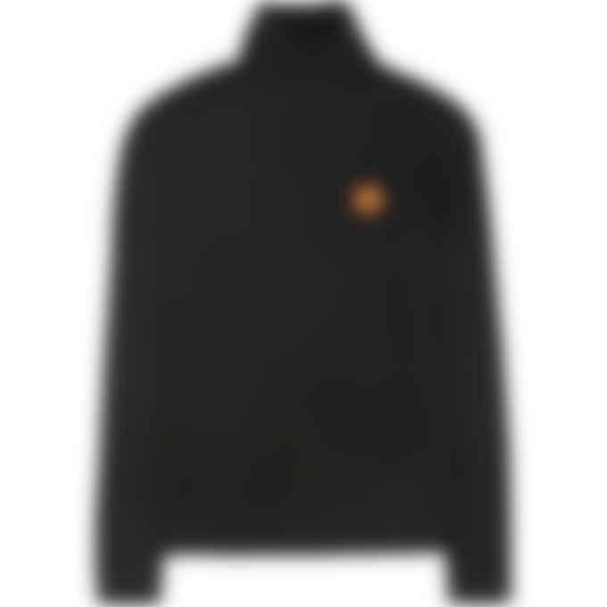 Kenzo - Tiger Crest Turtleneck Knit Pullover Sweater - Black