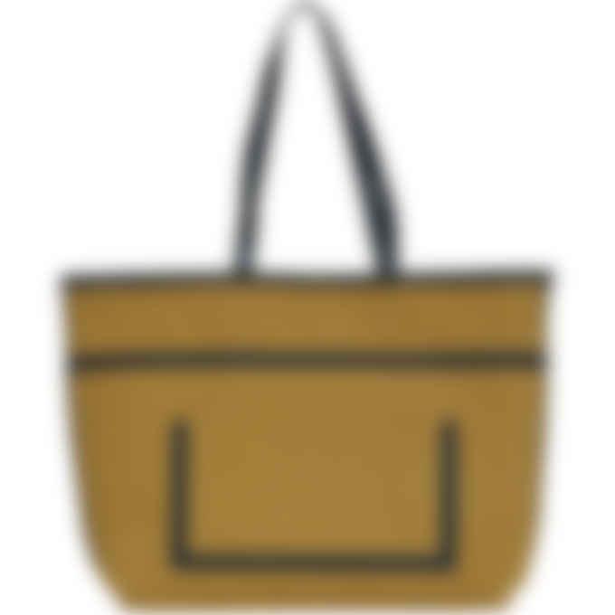 Kenzo - Kanvas Tote Bag - Beige