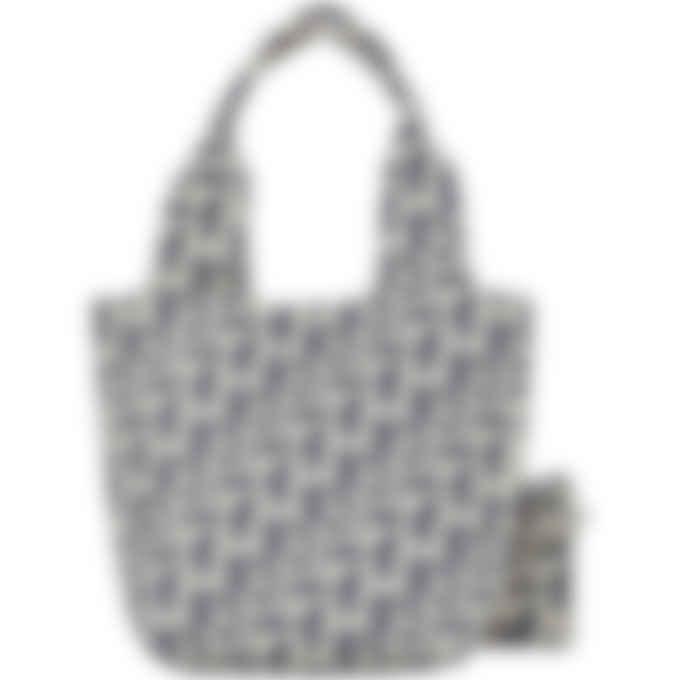 Kenzo - Skuba Monogram Logo Tote Bag - Dove Grey