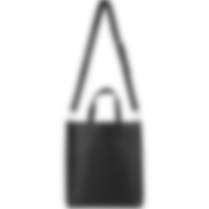 Kenzo - Cadet Logo Leather Small Tote Bag - Black