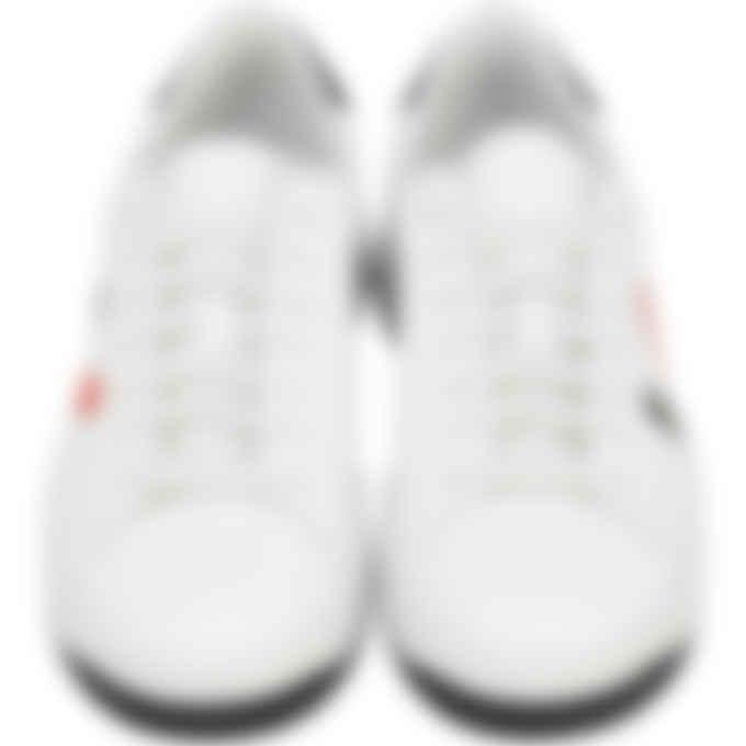 Kenzo - Kourt K Logo Sneakers - Medium Red