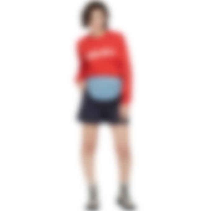 Kenzo - Logo Pullover Sweater - Medium Orange