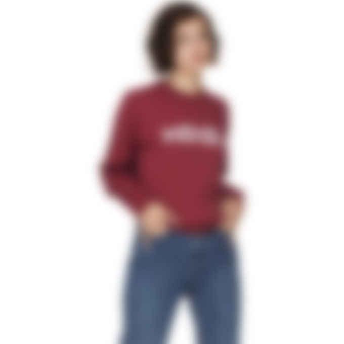 Kenzo - Logo Pullover Sweater - Magenta