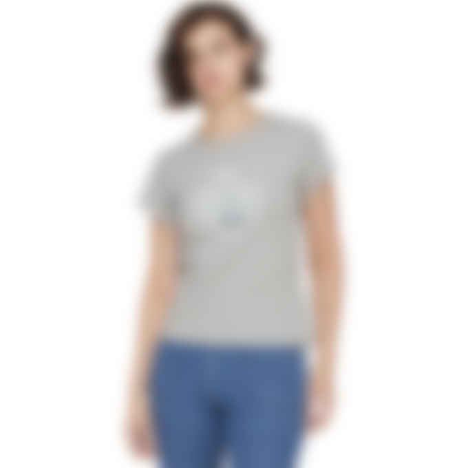 Kenzo - Flocked Tiger T-Shirt - Pearl Grey