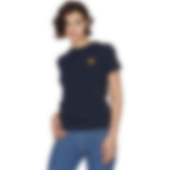 Kenzo - Tiger Crest T-Shirt - Navy Blue
