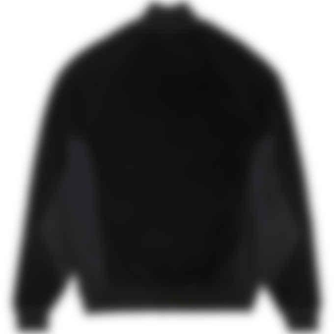 Kenzo - Tiger Crest Velour Track Jacket - Black