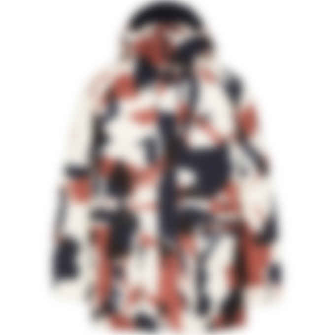 Kenzo - Brushed Camo Parka - Moroccan Brown