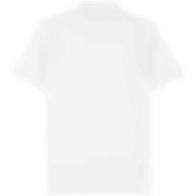 Kenzo - Tiger Crest Polo Shirt - White