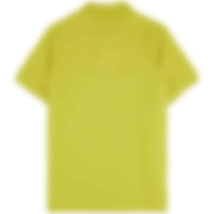 Kenzo - Tiger Crest Polo Shirt - Lime