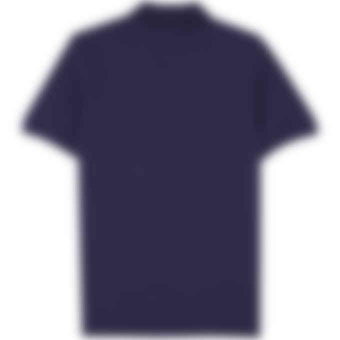 Kenzo - Tiger Crest Polo Shirt - Navy Blue
