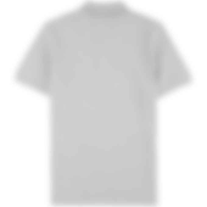Kenzo - Tiger Crest Polo Shirt - Pearl Grey