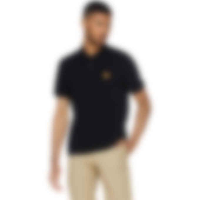 Kenzo - Tiger Crest Polo Shirt - Black