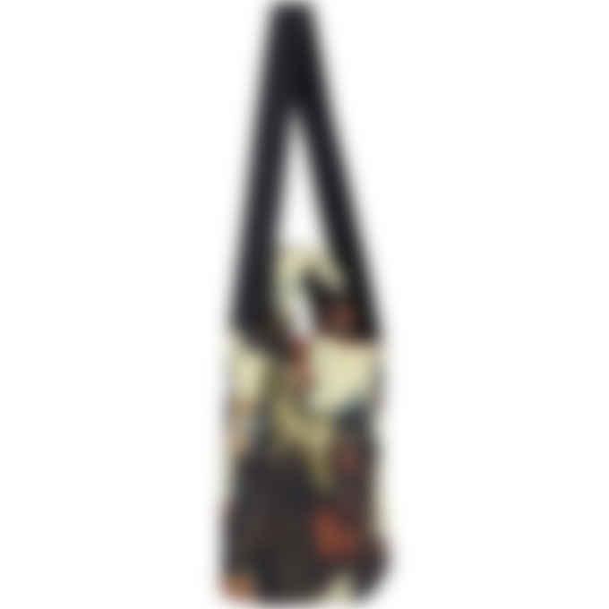 Kenzo - Kenzomania 'Kenzo Horses' Puffer Tote Bag - Black
