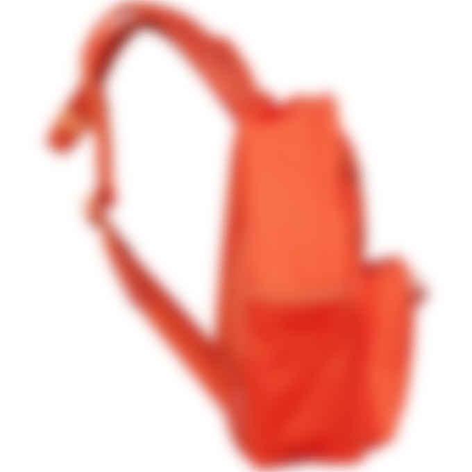 Kenzo - Kenzo Sport 'Big X' Logo Backpack - Deep Orange